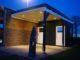 indirekte beleuchtung gartenhaus