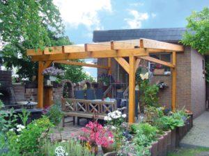 Pergola – Was genau ist eigentlich eine Garten-Pergola?