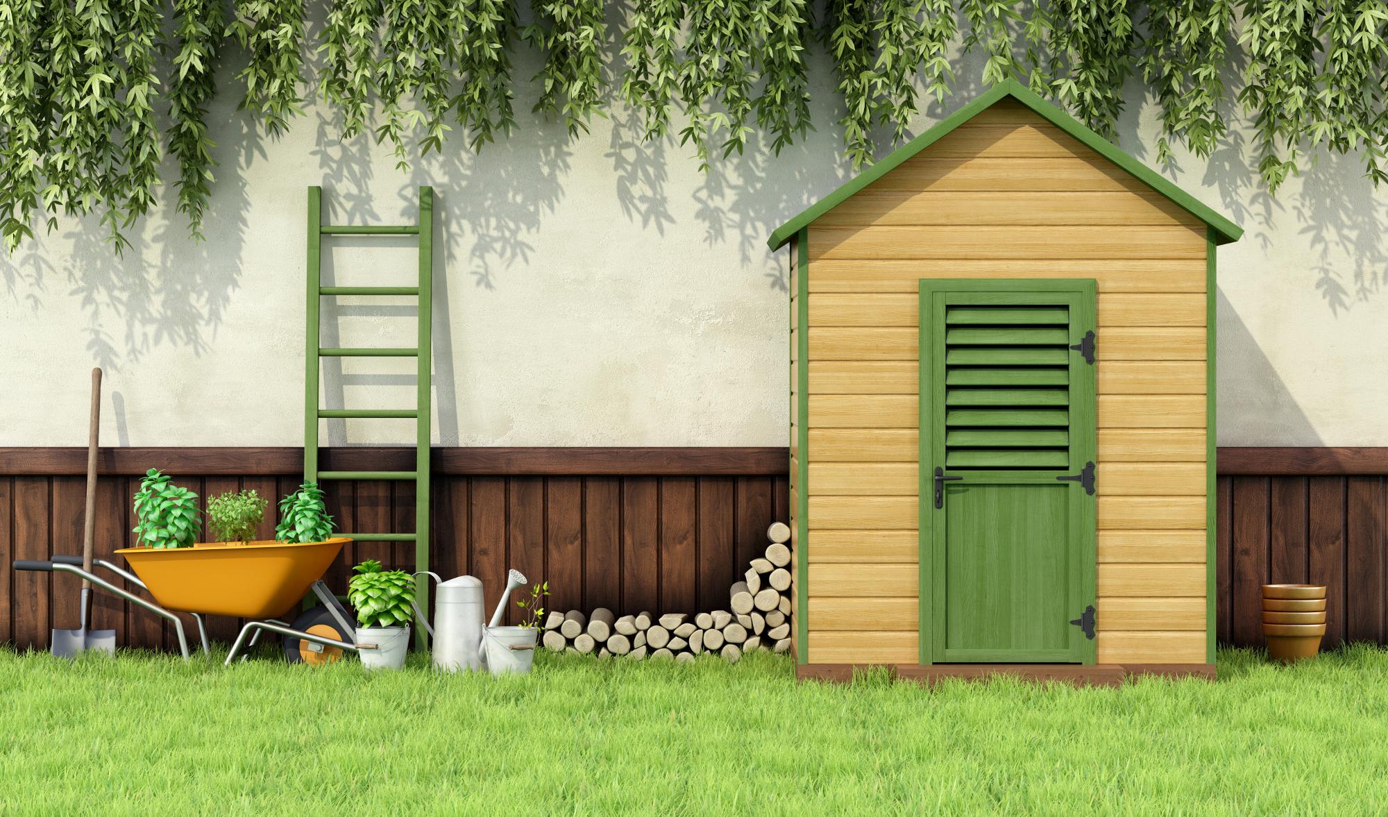 gartenhaus-selber-bauen