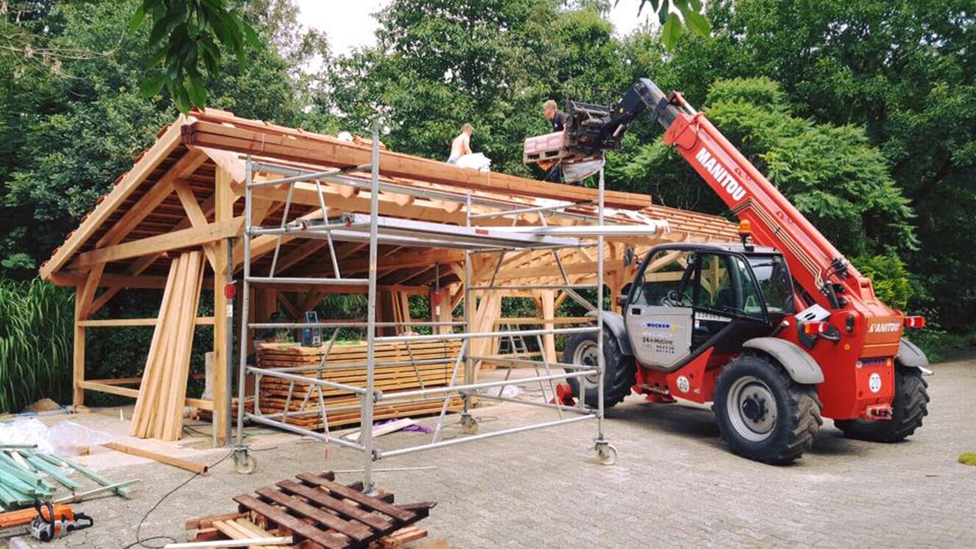 Carport Baugenehmigung – Worauf kommt es an?