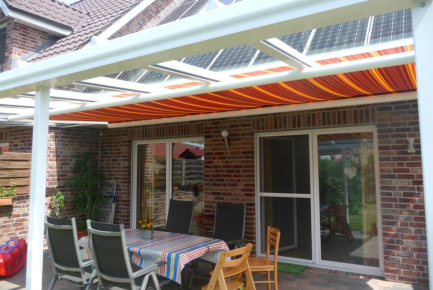 Sympathisch Sonnenschutz Dachterrasse Das Beste Von Markisen-unterglasmarkise-sonne-terrassenueberdachung-gefahren-steda