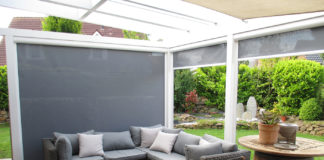 loungemöbel für die terrasse