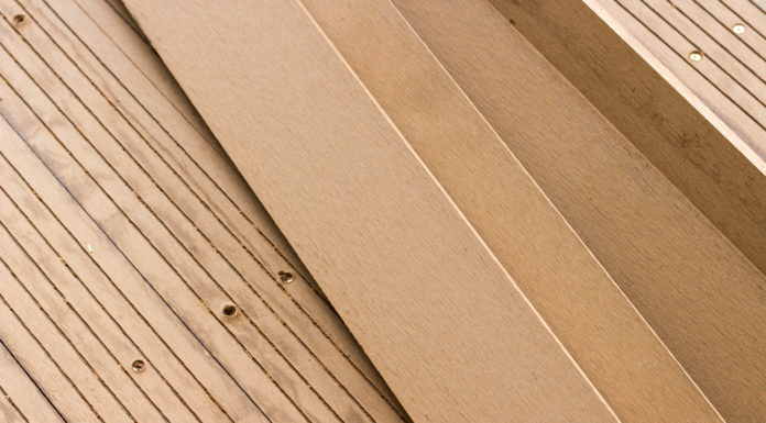 verschiedene Holzarten die als Leimholz geeignet sind