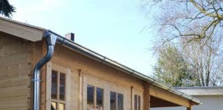 steda-gartenhaus-dachrinne-zink