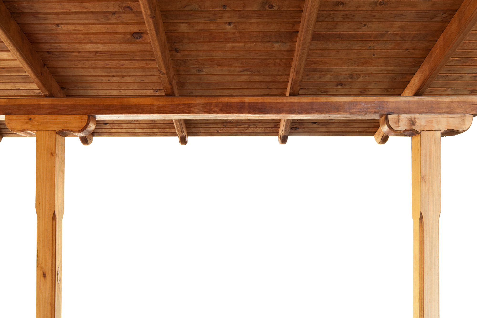 welche und wie viele st tzen ben tigt eine terrassen berdachung. Black Bedroom Furniture Sets. Home Design Ideas