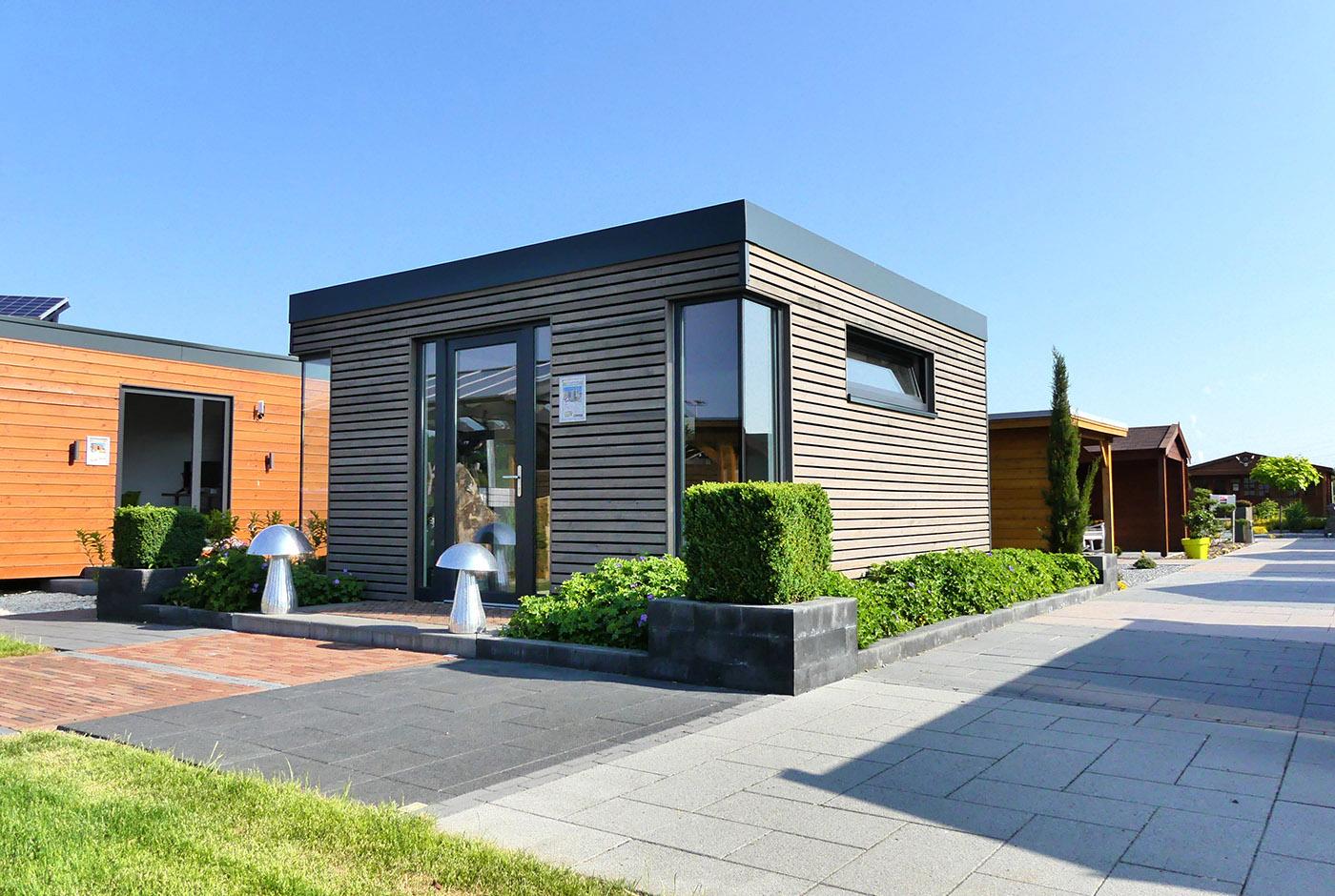 das gartenhaus wird zum b ro das gilt es zu beachten. Black Bedroom Furniture Sets. Home Design Ideas