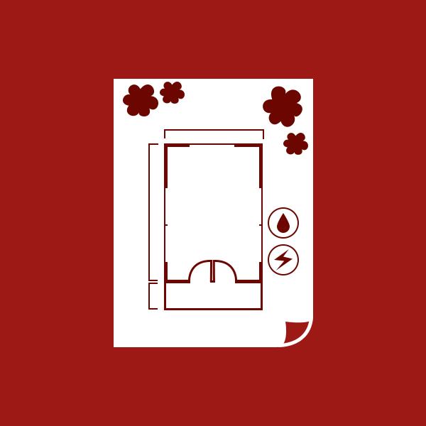 Planung steda Gartenhaus