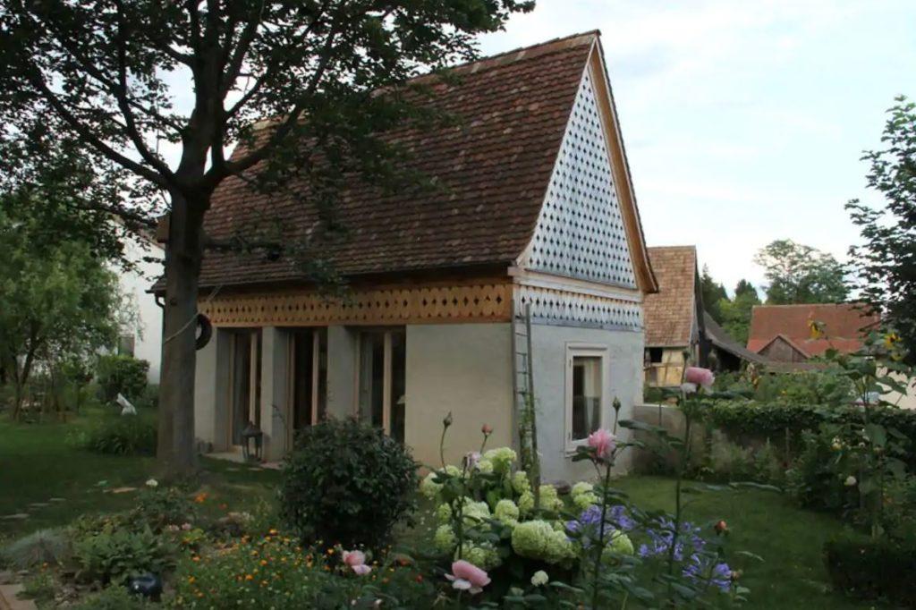 Gartenhaus Erlebnis