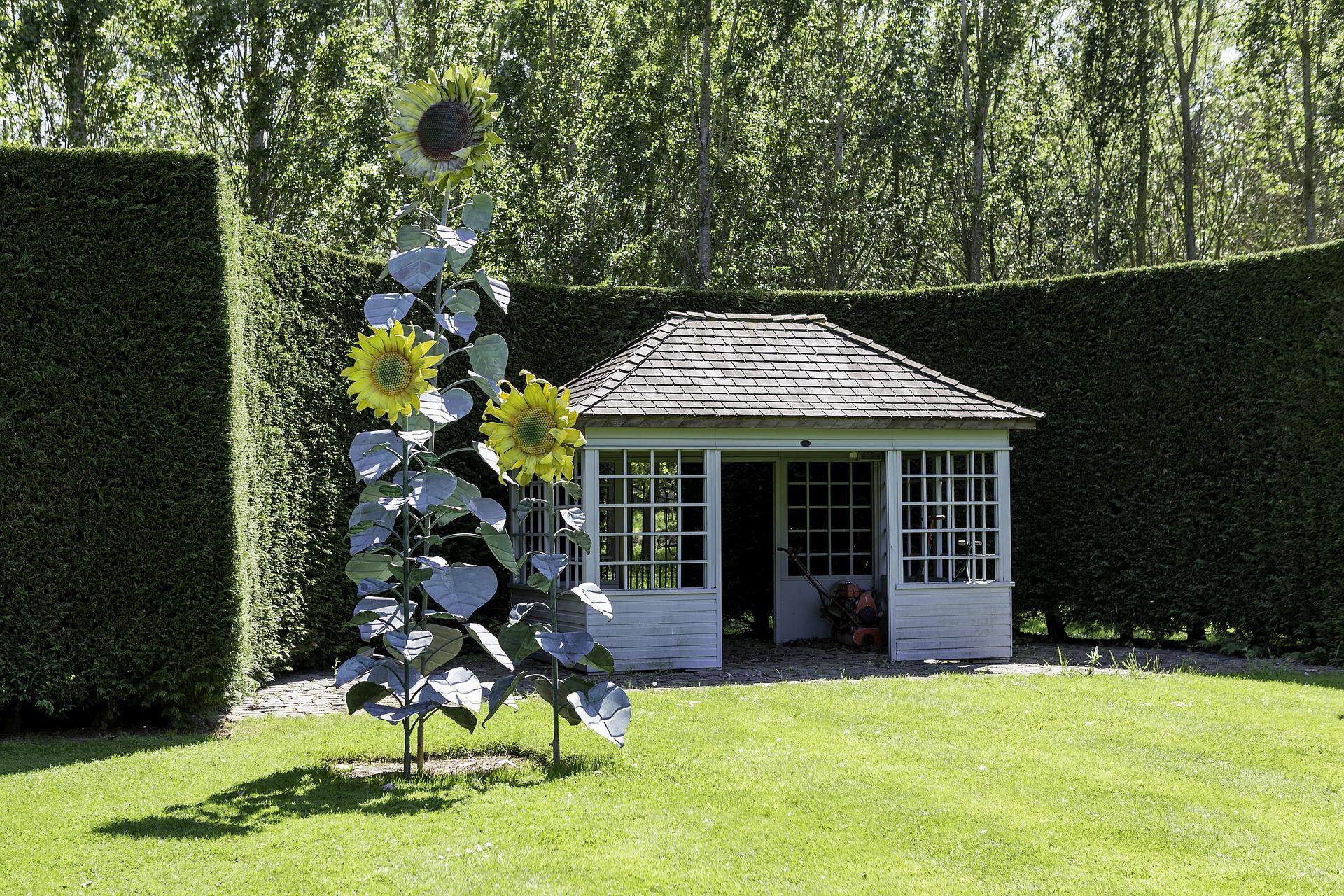 Wpc Gartenhaus Eine Alternative Zum Klassischen Gartenhaus