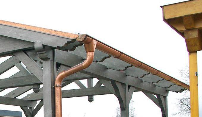 Bekannt Dachrinne montieren - so fließt das Wasser richtig ab SW69