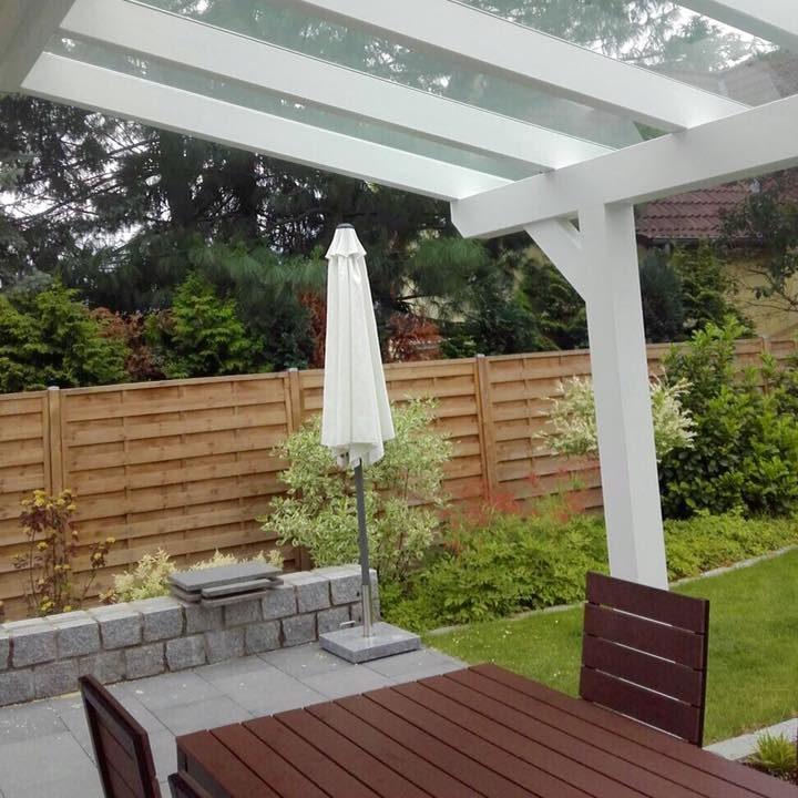 Sichtschutz für kleine Gärten -