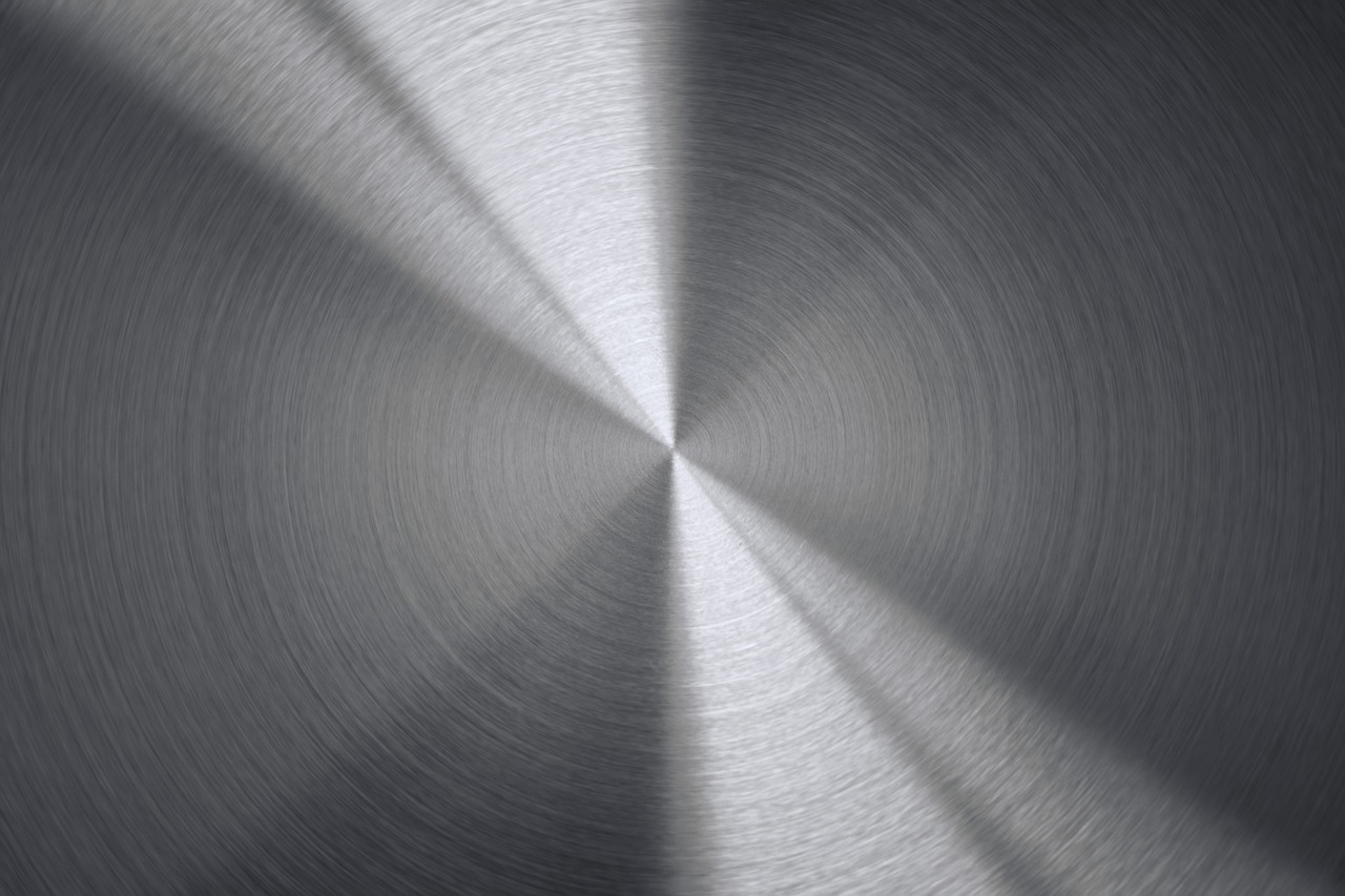 Stahl-Nahaufnahme