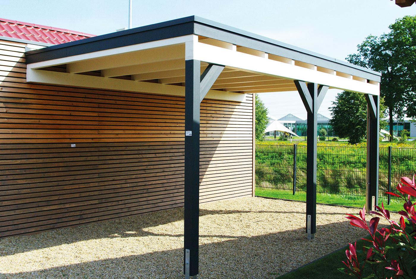 Terrasse auf Garage bauen – eine sinnvolle Möglichkeit
