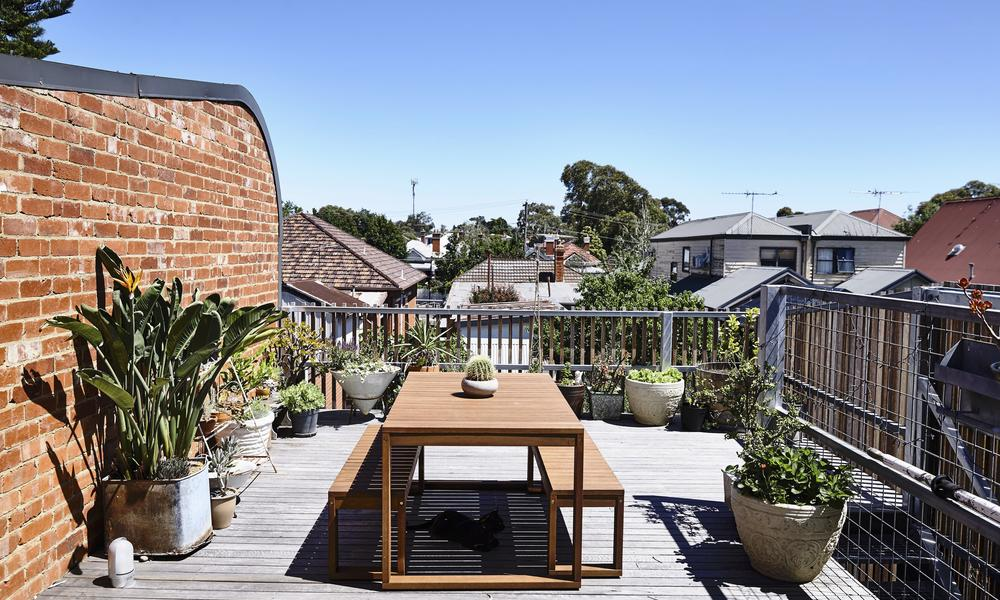 Gestaltungsideen für Balkon