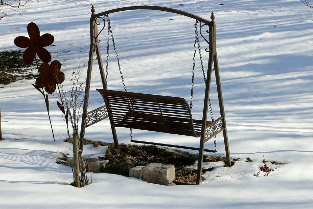 hollywoodschaukel-winter