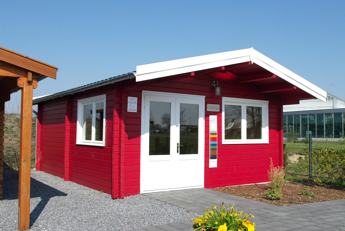 Gartenhaus im schwedenstil so wird ihr gartenhaus skandinavisch - Skandinavisches gartenhaus ...