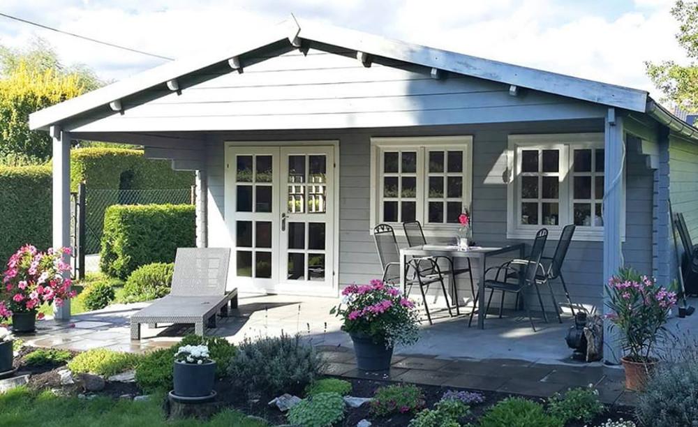 Gartenhaus mit 2 r umen so muss das magazin by steda for Gartenhaus mit zwei raumen