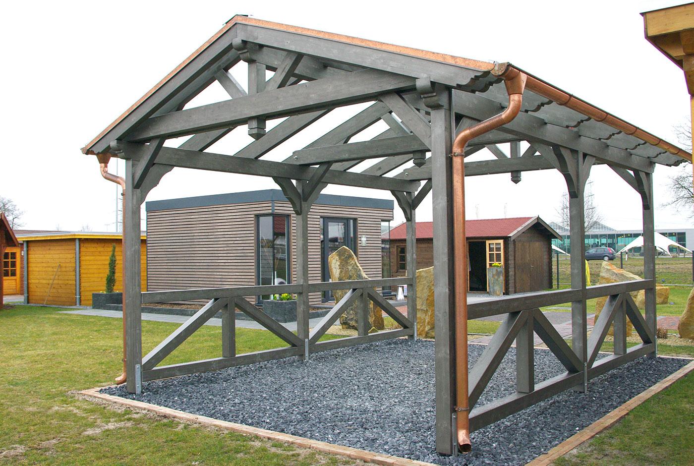 Carport Als Gartenhaus Umbauen So Muss Das