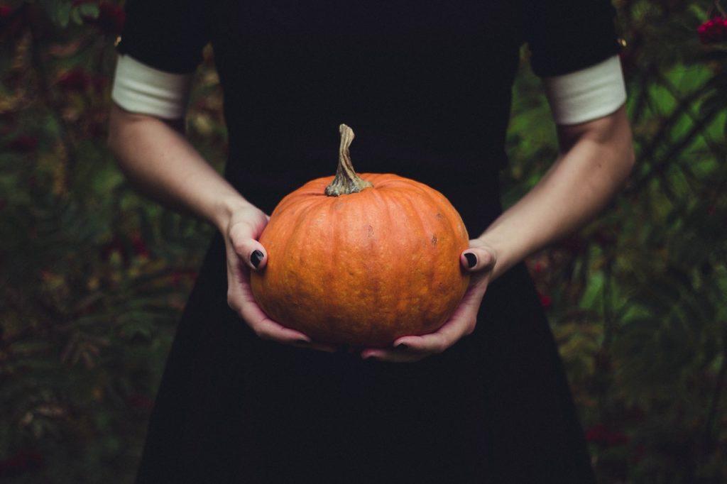 Begegnungen an Halloween