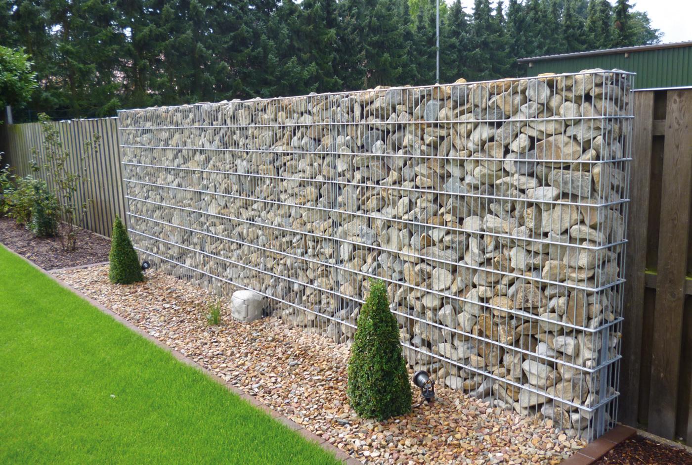 Gabionensteine – Die Allzweckwaffe, um Ihren Garten zu ...