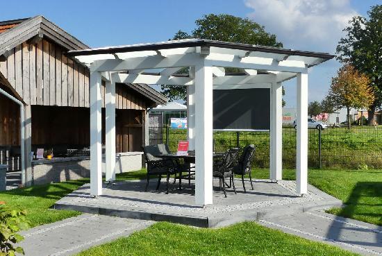 Holzpavillon selber bauen – Tipps von den Profis -