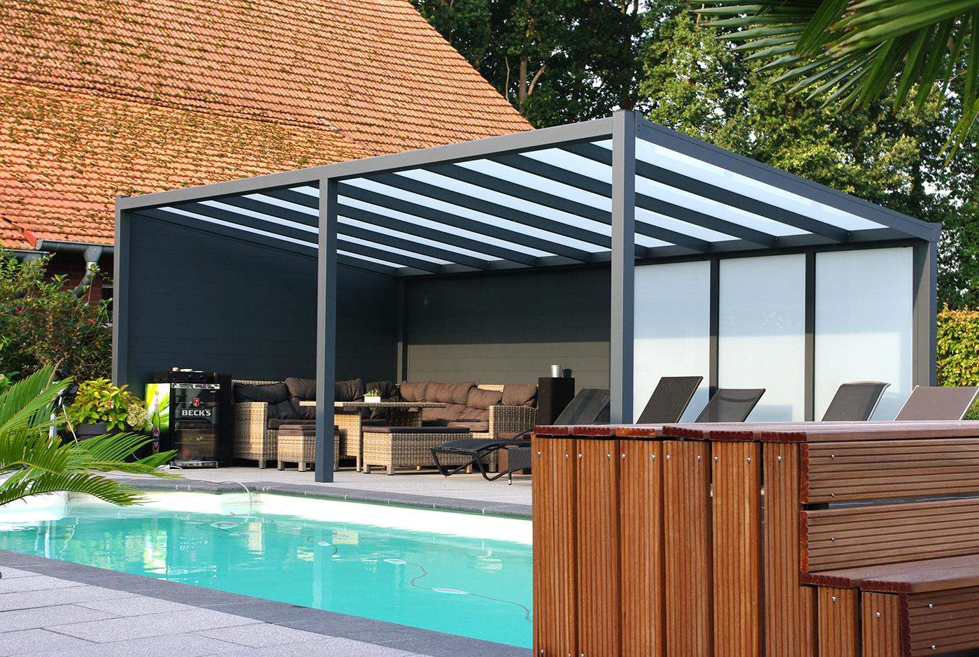 poolhaus im garten – in vorfreude auf die sommerzeit