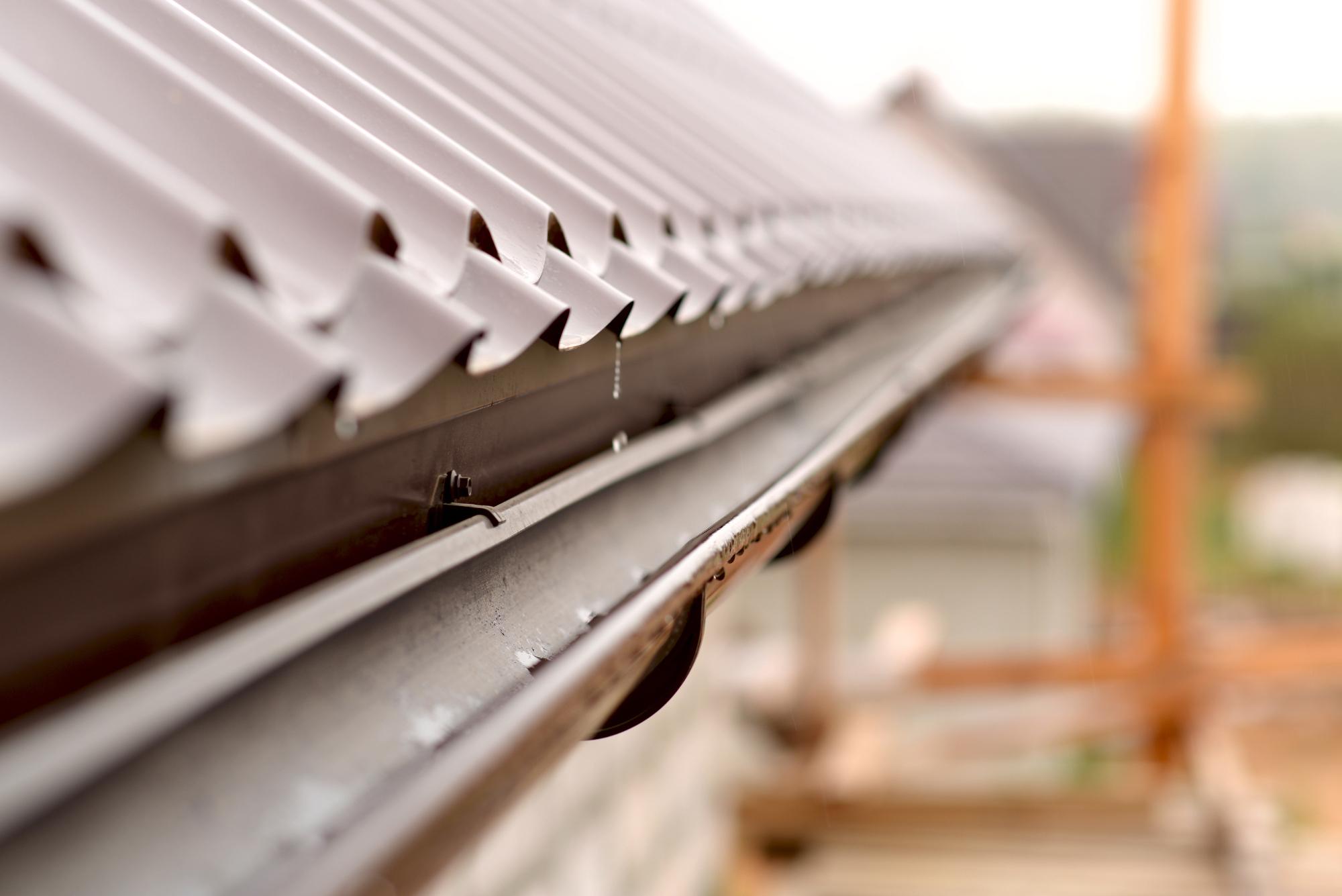 Entwasserung Der Terrasse So Fliesst Das Wasser Richtig Ab
