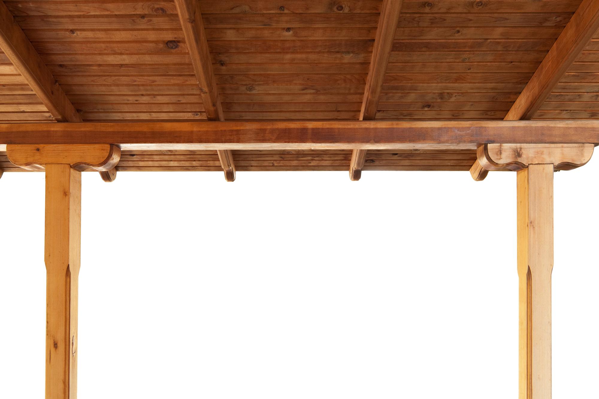 Welche Und Wie Viele Stutzen Benotigt Eine Terrassenuberdachung