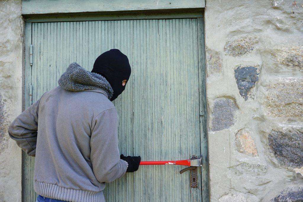 Einbruch Gartenhaus - Sicherheit geht vor